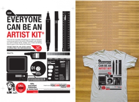 Everyone can be an artist Kit
